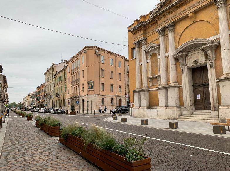 Affitto Ufficio diviso in ambienti/locali Ufficio Mantova 172208