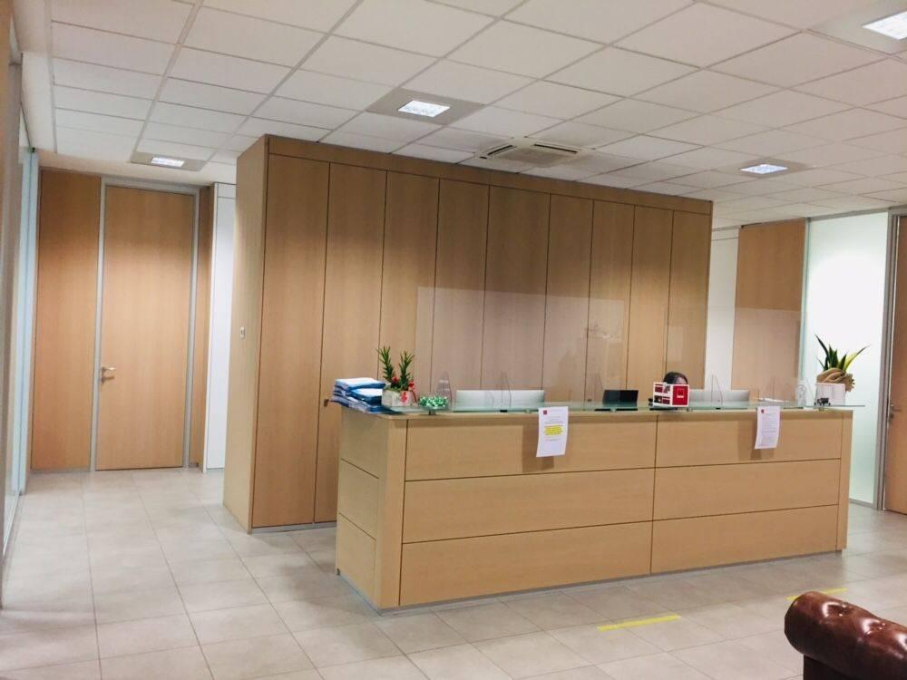 Affitto Ufficio diviso in ambienti/locali Ufficio Mantova 237646