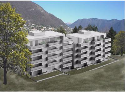 Apartment with Garden for Sale in Vacallo