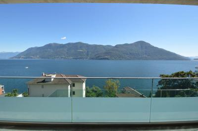 Attic / Penthouse for Sale in Brissago