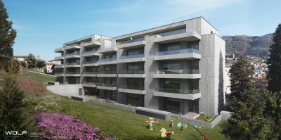 New Residence for Sale in Vacallo