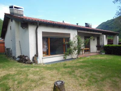 Duble house / Villa for Sale in Mezzovico-Vira
