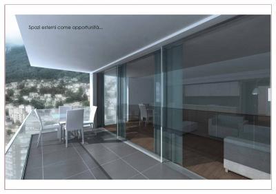Attikawohnung / Penthouse zu Verkaufen in Massagno