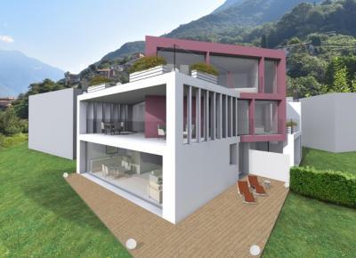 Nuova Residenza in Vendita a Bellinzona