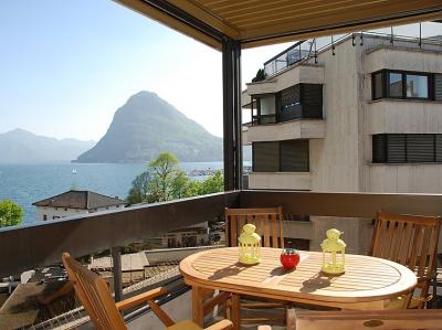 Wohnung zu Verkaufen in Castagnola
