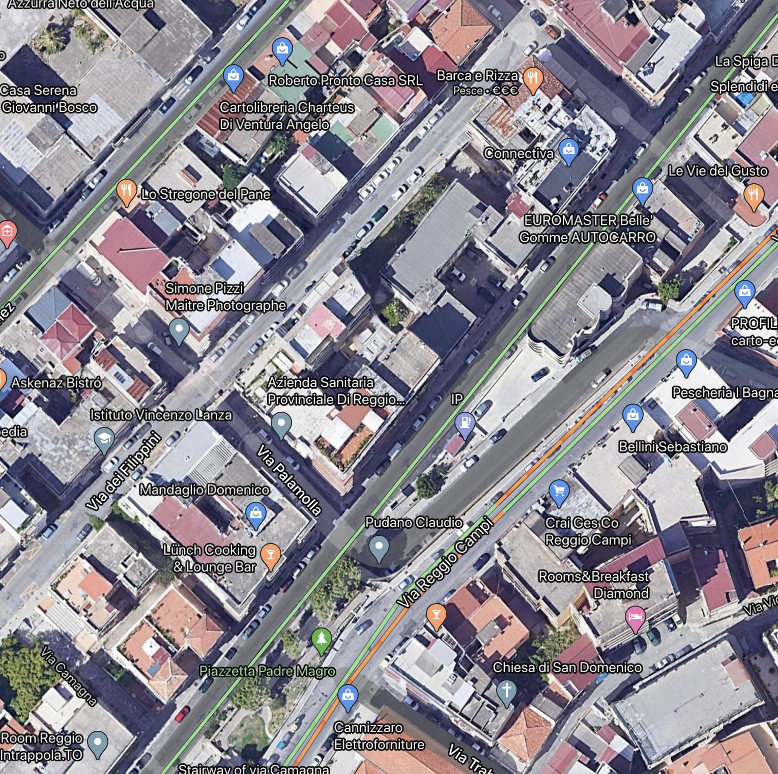 GARAGE/BOX/POSTO AUTO in Affitto a Reggio Di Calabria (REGGIO CALABRIA)