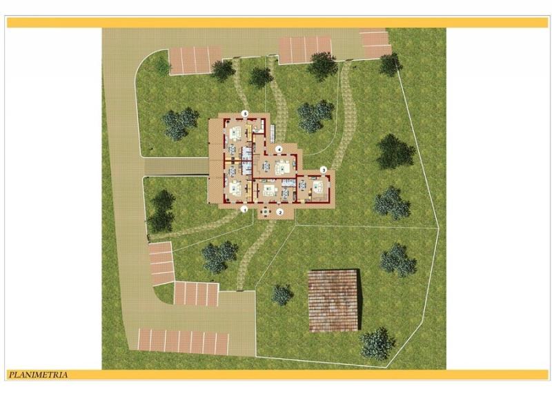Soluzione Indipendente in vendita a Fano, 6 locali, zona Località: Centro, prezzo € 380.000 | Cambio Casa.it