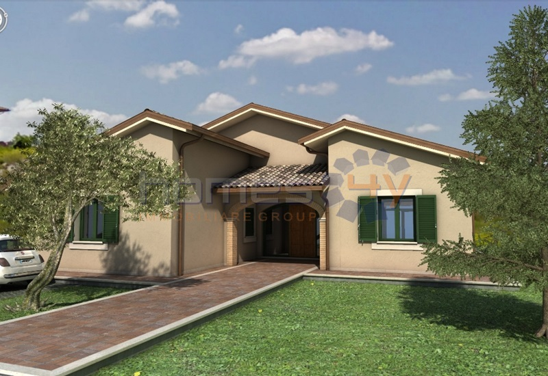 Soluzione Indipendente in vendita a Barchi, 5 locali, prezzo € 199.000 | Cambio Casa.it