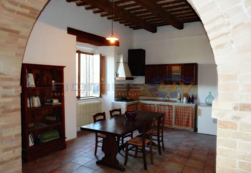 Bilocale Voghiera Fermo, Via Marconi 1