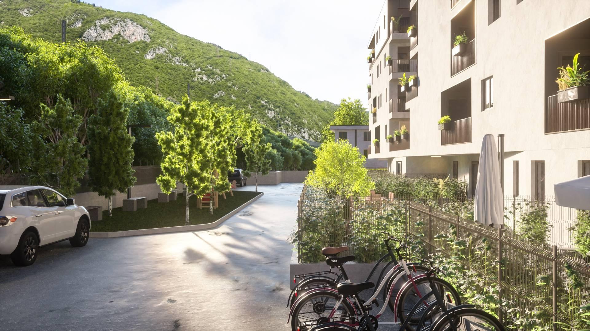 Foto appartamento in vendita a Trento (Trento)