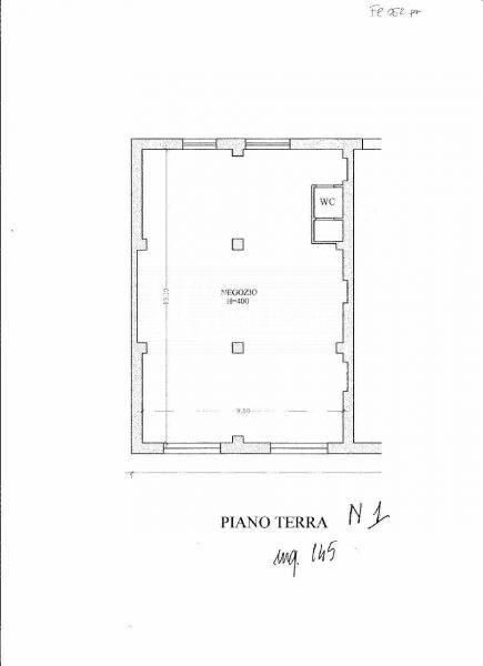 Negozio / Locale in vendita a Grosseto, 9999 locali, zona Località: Città, prezzo € 255.000 | Cambio Casa.it