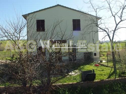 Soluzione Indipendente in vendita a Campagnatico, 9 locali, zona Zona: Arcille, prezzo € 155.000 | Cambio Casa.it