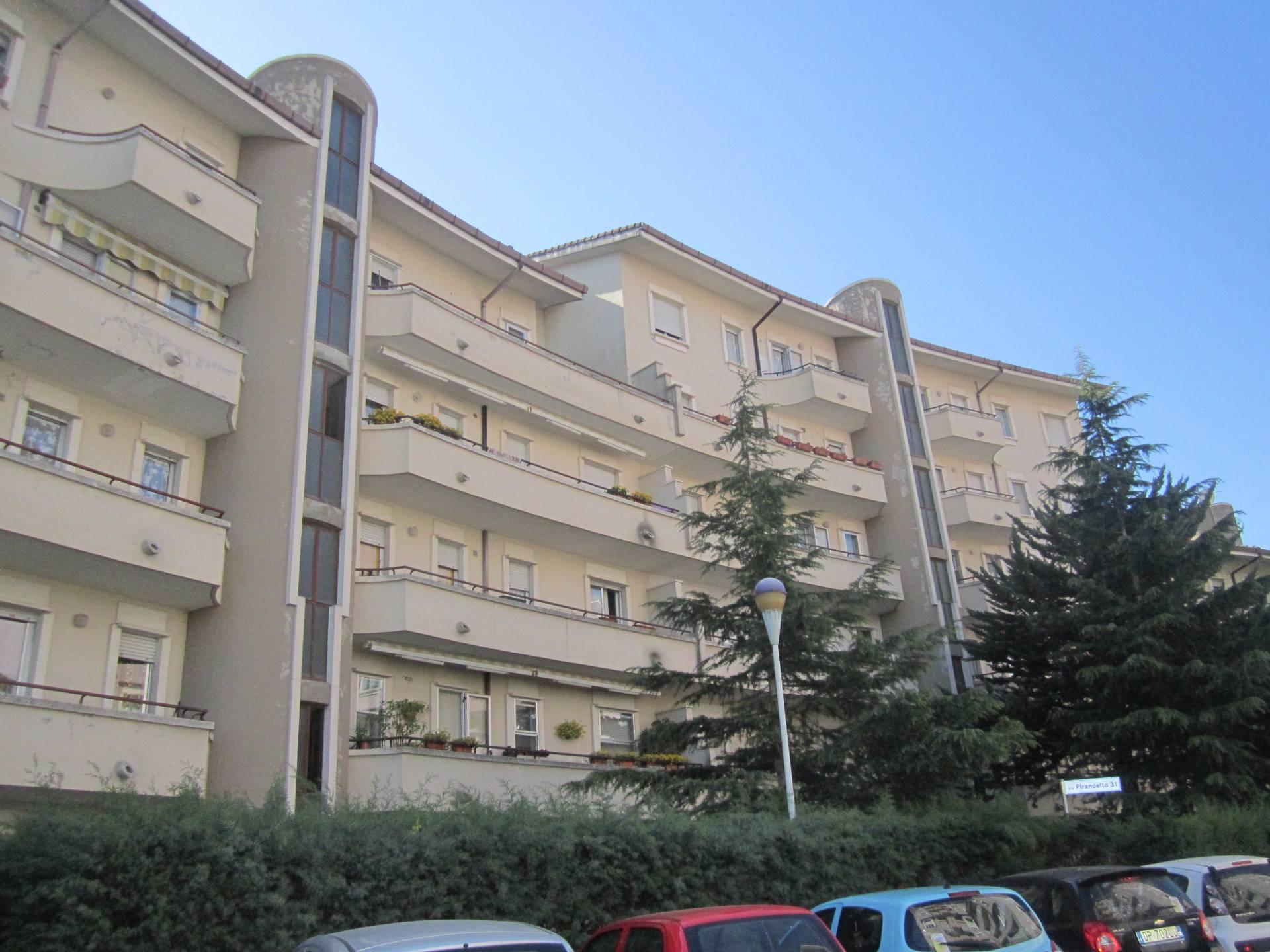 Bilocale Campobasso Via Pirandello 1