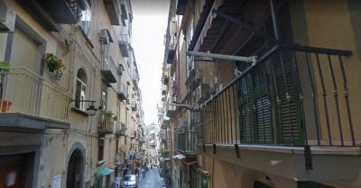 Vai alla scheda: Appartamento Vendita - Napoli (NA) | Avvocata - Codice 272