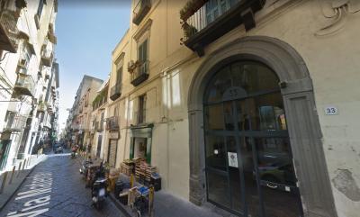 Vai alla scheda: Appartamento Vendita - Napoli (NA) | Montecalvario - Codice 363