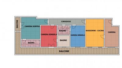 Single House for Sale to Taormina