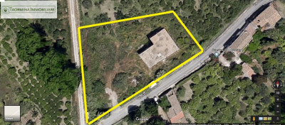 Agricultural Land for Sale to Taormina