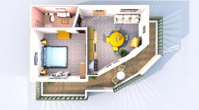 Appartamento in Vendita a Gaggi