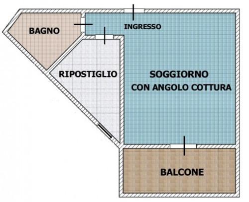 Apartment for Sale to Letojanni