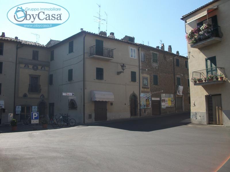 Bilocale Vejano Via Porta Romana 1
