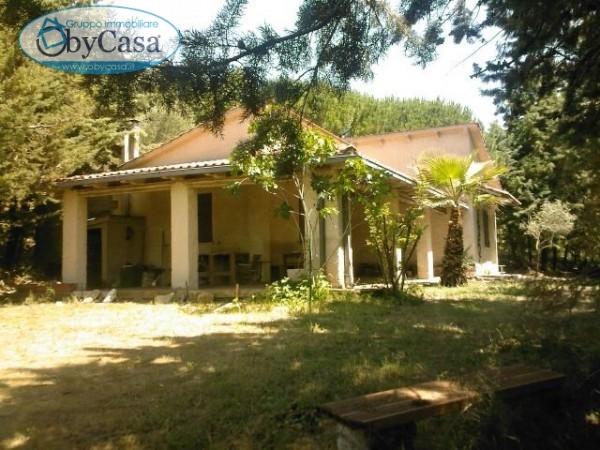 Villa in vendita a Barbarano Romano, 5 locali, prezzo € 139.000 | Cambio Casa.it