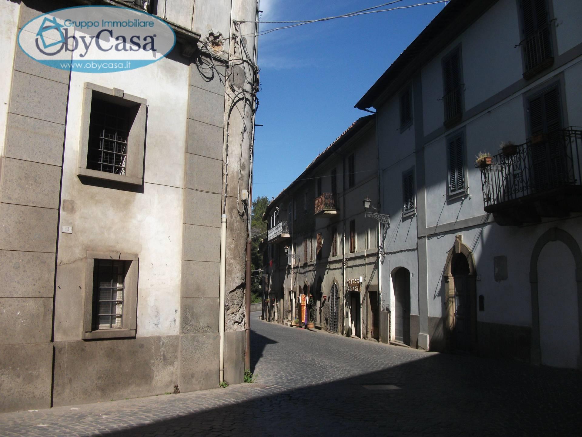 Magazzino in vendita a Bassano Romano, 3 locali, zona Località: bassanoromano, prezzo € 17.000 | Cambio Casa.it