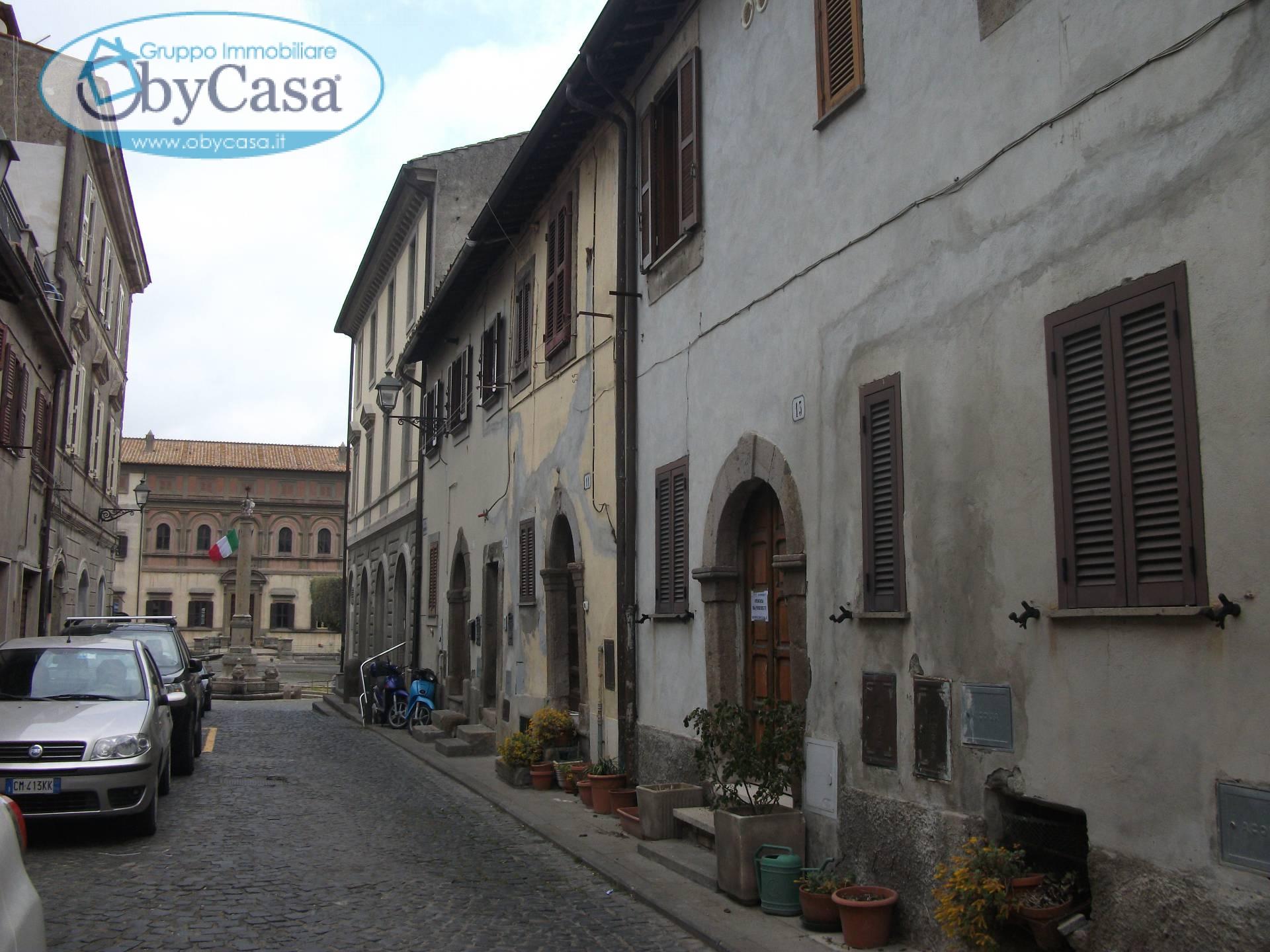 Soluzione Indipendente in vendita a Oriolo Romano, 2 locali, prezzo € 62.000   Cambio Casa.it