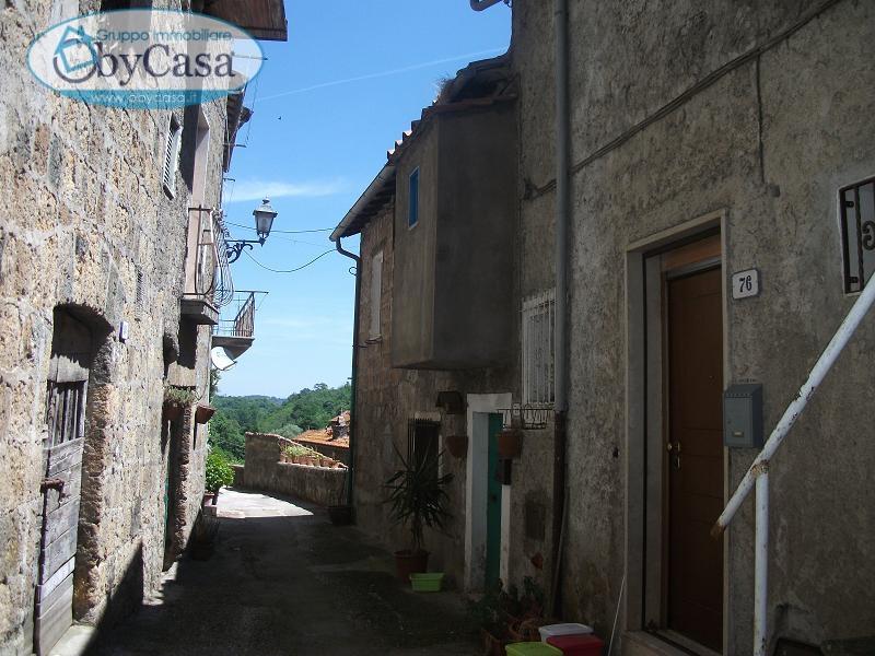 Soluzione Indipendente in vendita a Bassano Romano, 4 locali, zona Località: bassanoromano, prezzo € 65.000 | Cambio Casa.it