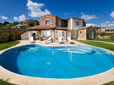 Detached Villa for Vacation rentals<br>in Muravera