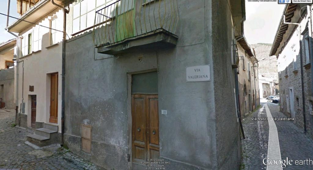 CAGNANO AMITERNO (AQ) - Via Valeriana