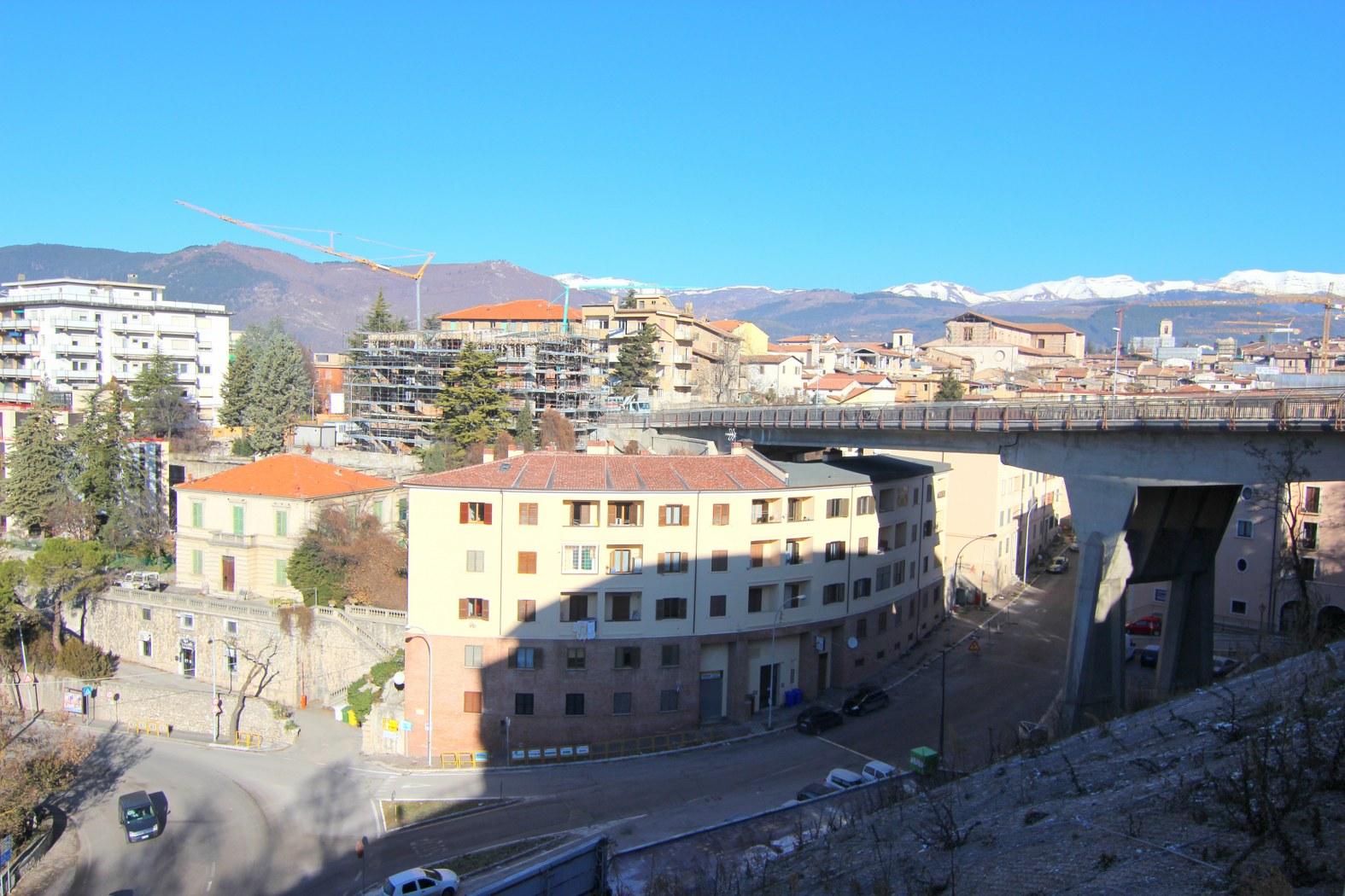 L'Aquila (AQ) - Via Fontesecco
