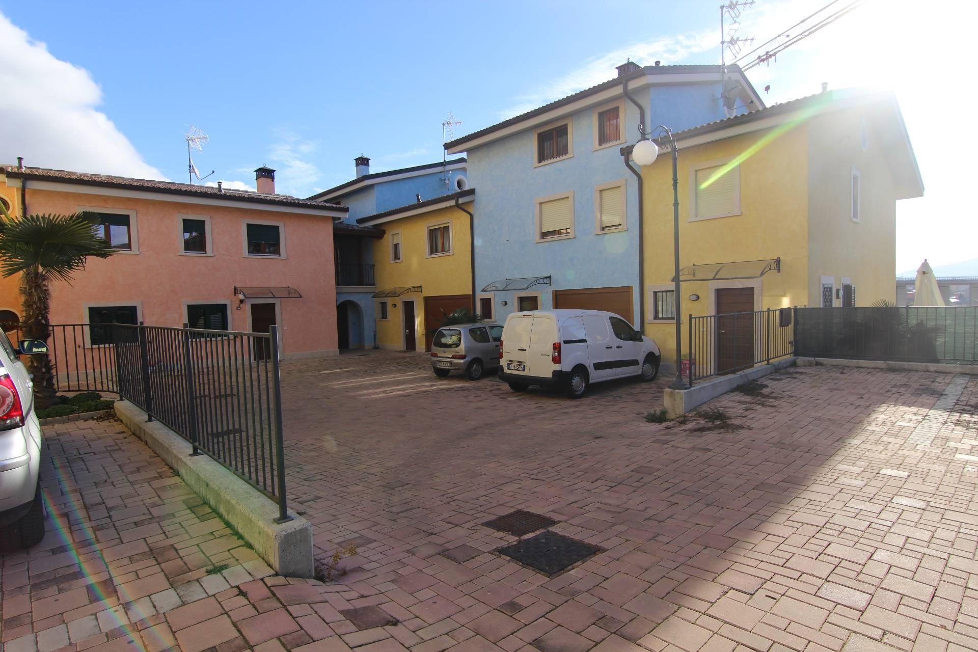 L'Aquila (AQ) - San Giuliano, via caprini