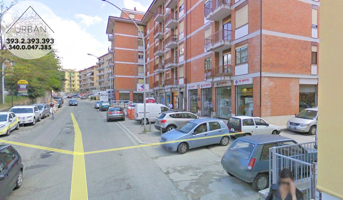 L'Aquila (AQ) - Via Strinella