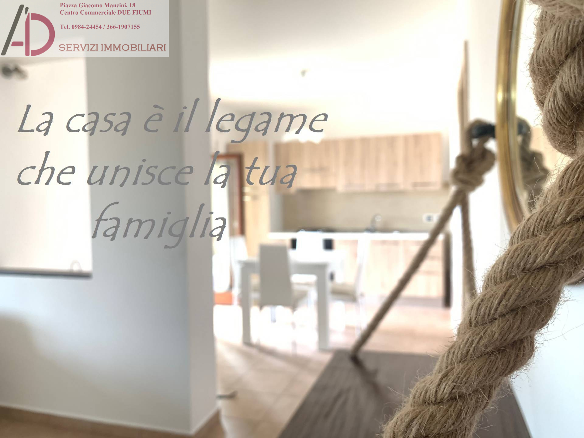 Appartamento in affitto a Montalto Uffugo (CS)