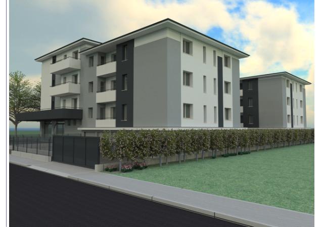 Appartamento in affitto a Carbonera, 5 locali, zona Località: Centro, prezzo € 575 | Cambio Casa.it