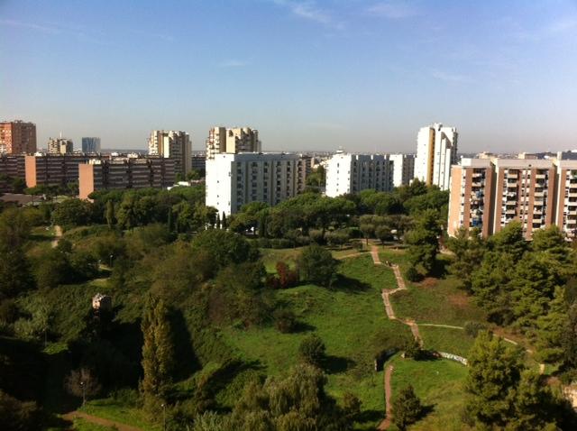 affitto appartamento roma eur  850 euro  4 locali  110 mq