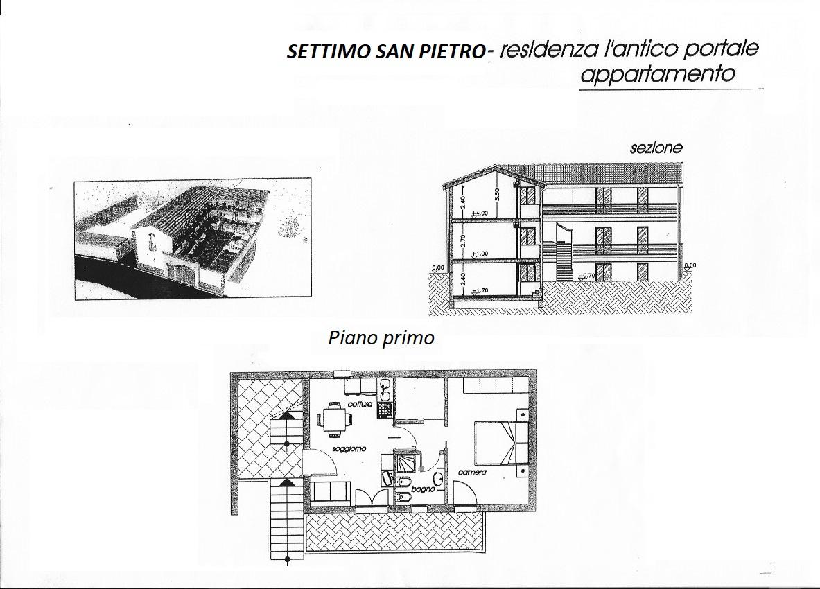 Appartamento in vendita a Settimo San Pietro (CA)