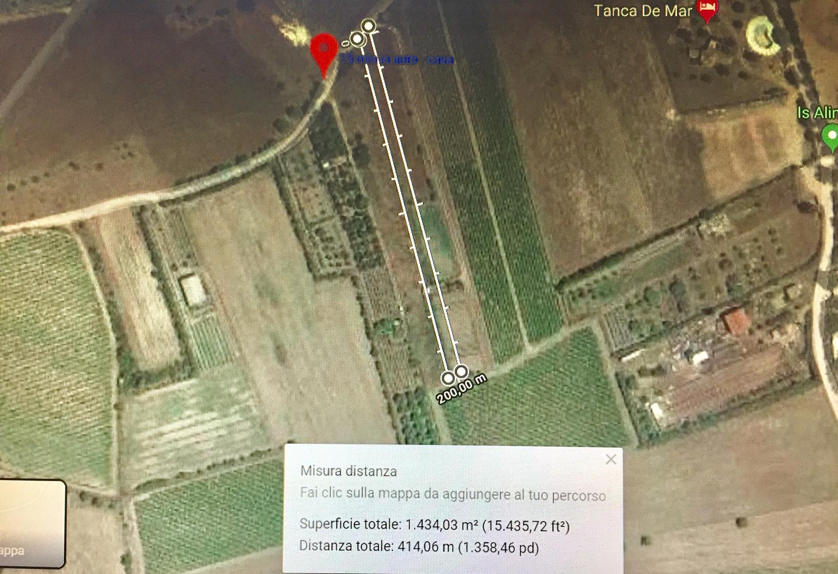 Terreno agricolo in vendita a Maracalagonis (CA)