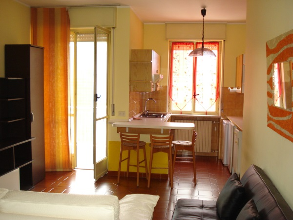 Appartamento in affitto a Biella, 2 locali, zona Zona: Centro, prezzo € 320 | Cambio Casa.it