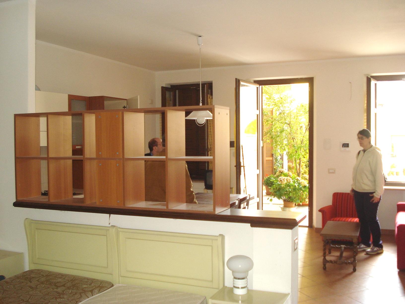 Appartamento in affitto a Biella, 2 locali, zona Zona: Centro, prezzo € 360 | Cambio Casa.it