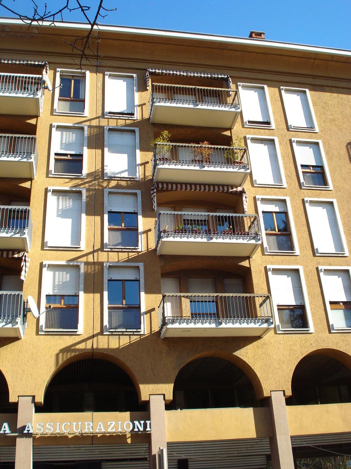 Appartamento in affitto a Biella, 4 locali, zona Zona: Centro, prezzo € 550 | Cambio Casa.it
