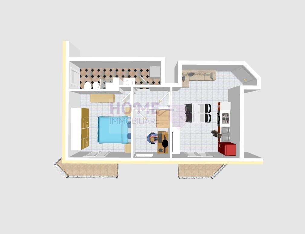 vendita appartamento corridonia san claudio  115000 euro  4 locali  65 mq