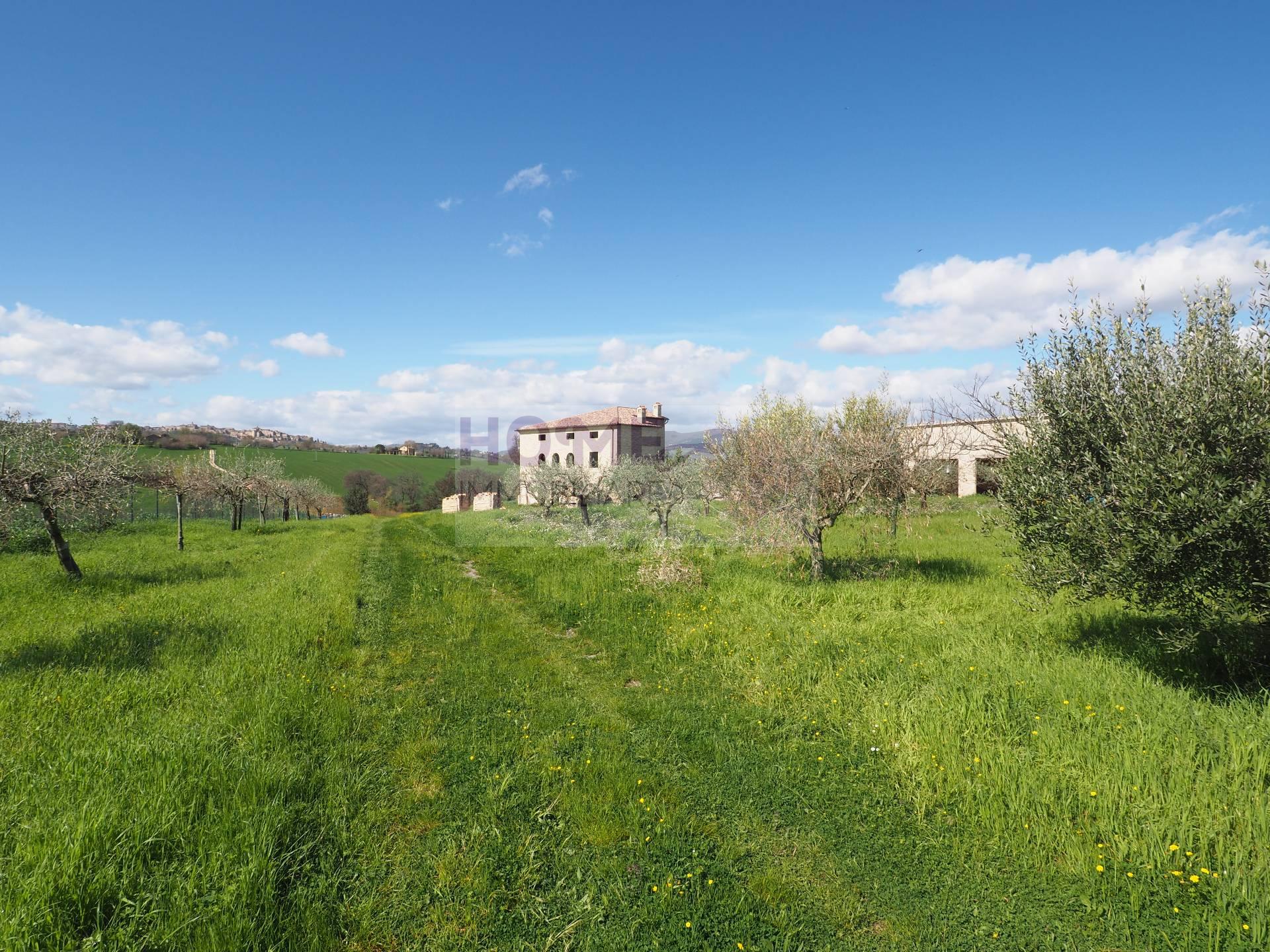 Soluzione Indipendente in vendita a Treia, 8 locali, zona Località: periferia, prezzo € 380.000 | CambioCasa.it