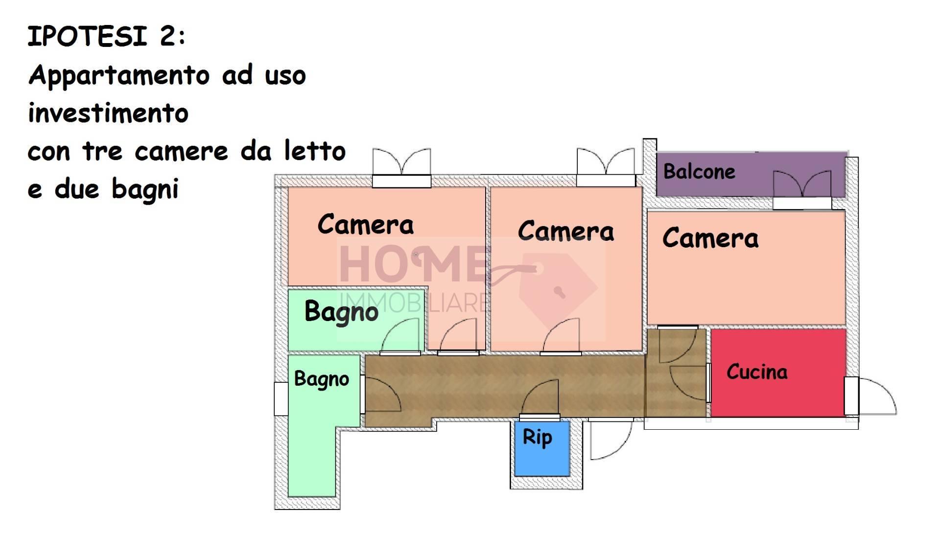 Appartamento MACERATA vendita  zona via Spalato  Home Immobiliare Srl