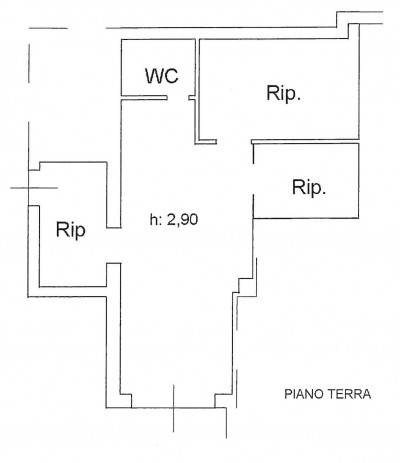 Garage in Vendita a Corridonia