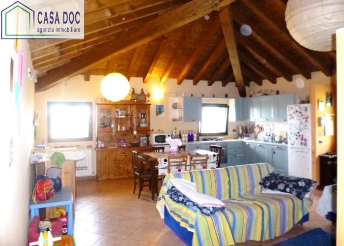 Bilocale Bornasco Via Del Borgo 2