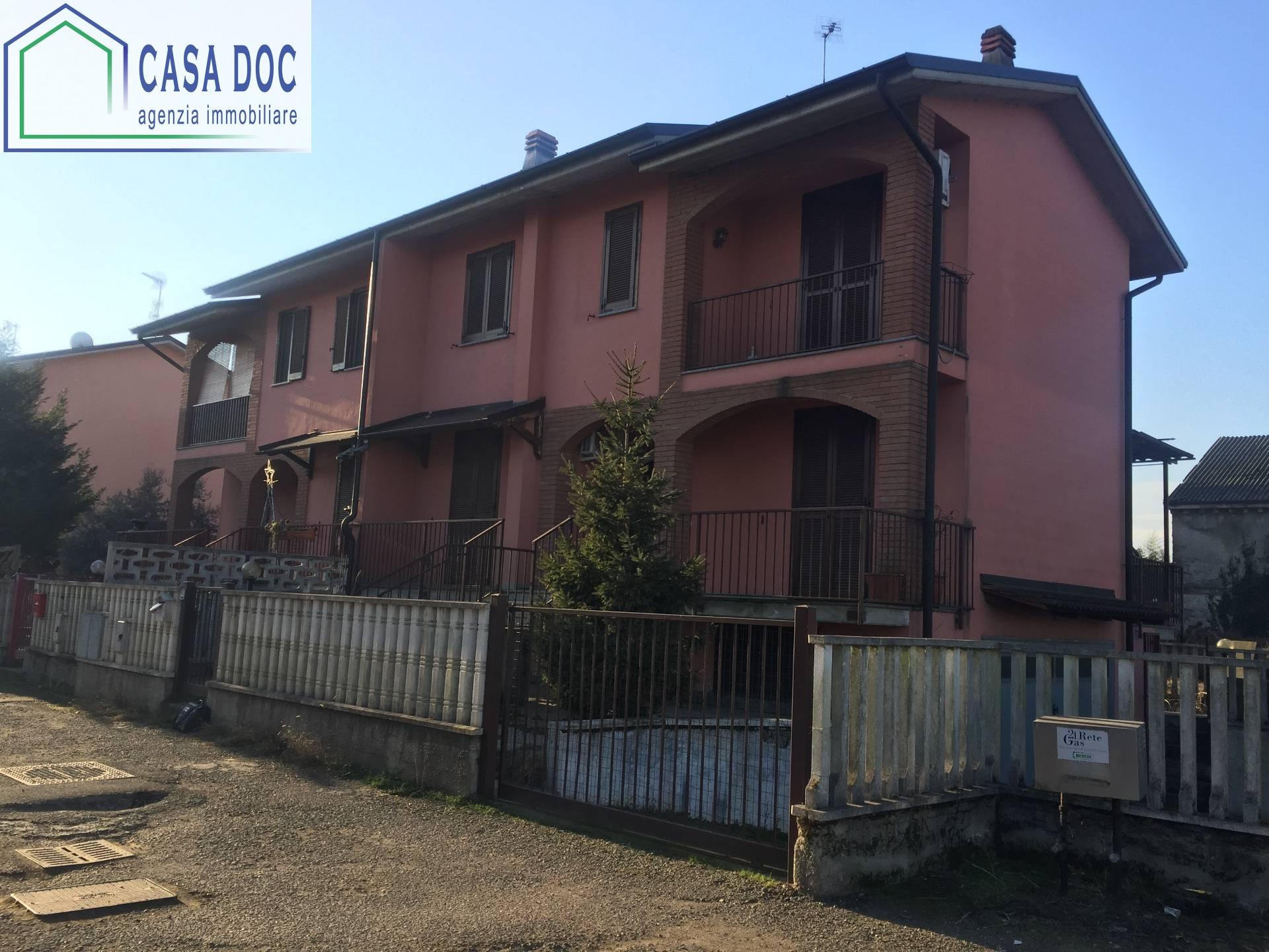 Villa a Schiera in Vendita a Torrevecchia Pia