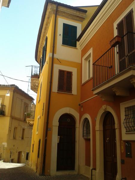 Bilocale Chieti Via Vitocolonna 1