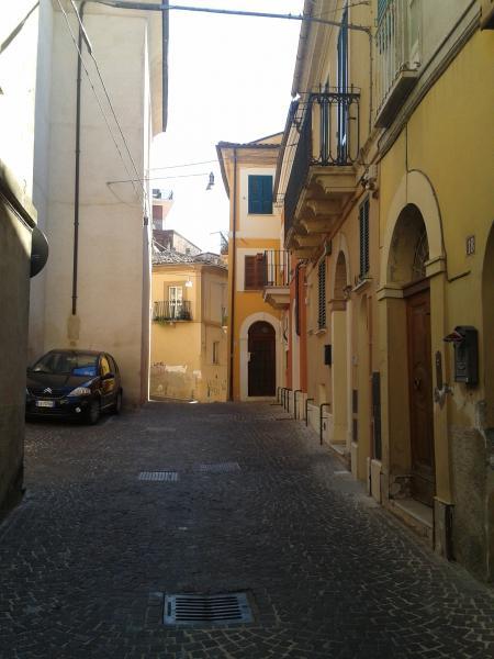 Bilocale Chieti Via Vitocolonna 2