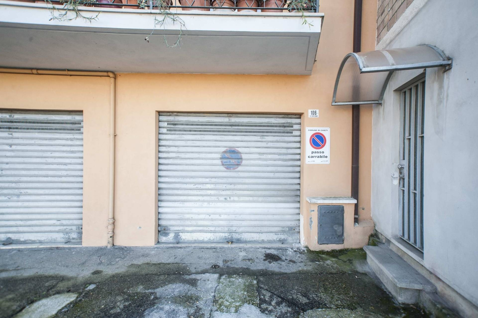 Box / Garage in vendita a Chieti, 1 locali, zona Zona: Semicentro, prezzo € 21.000 | CambioCasa.it